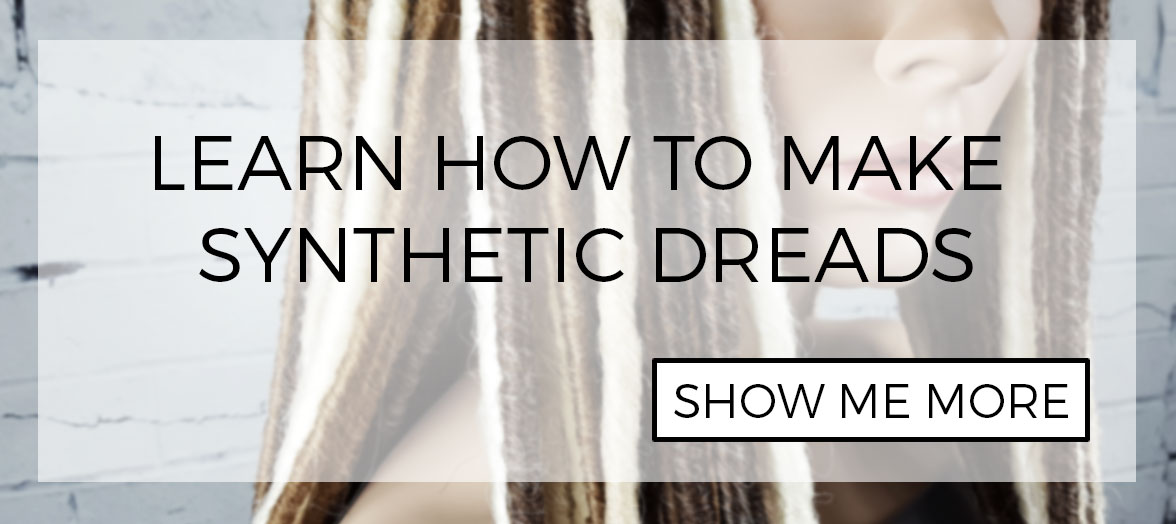 How to create premade dreadlocks