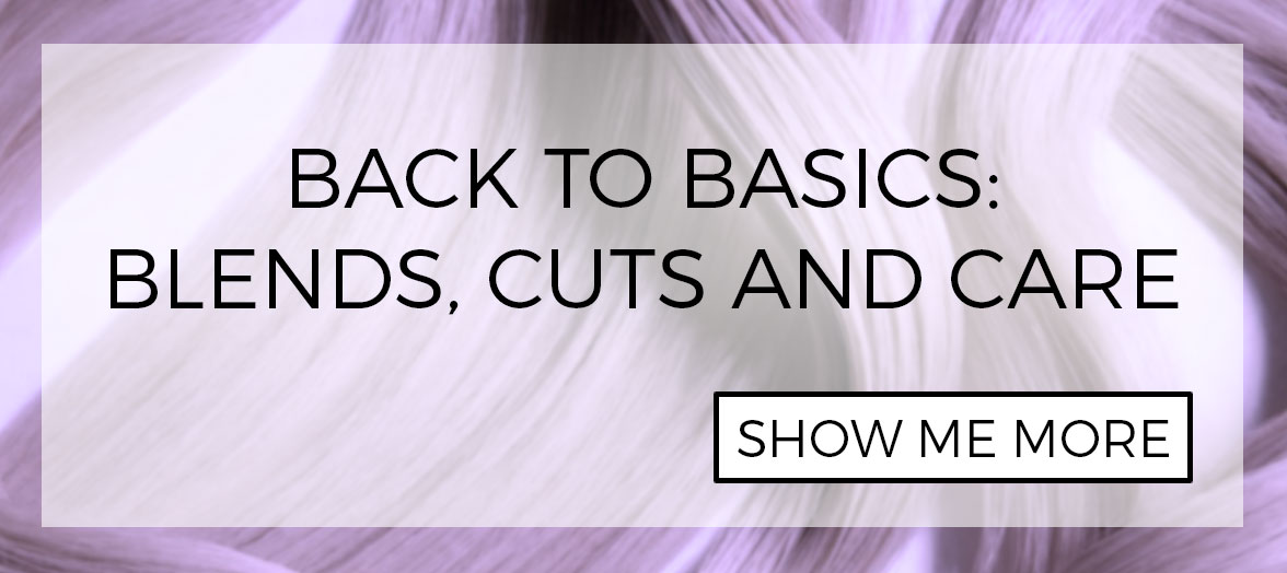 Learn hair extension basics: blending, cutting and coloring to make your extensions believable.