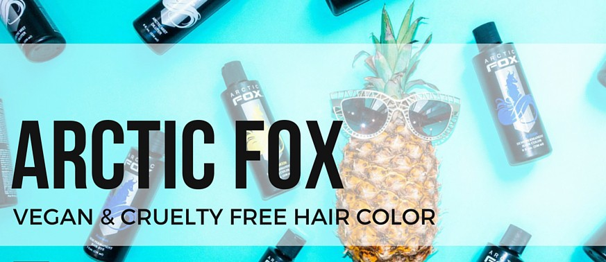 Arctic Fox - Color formulated to fade out like a boss!