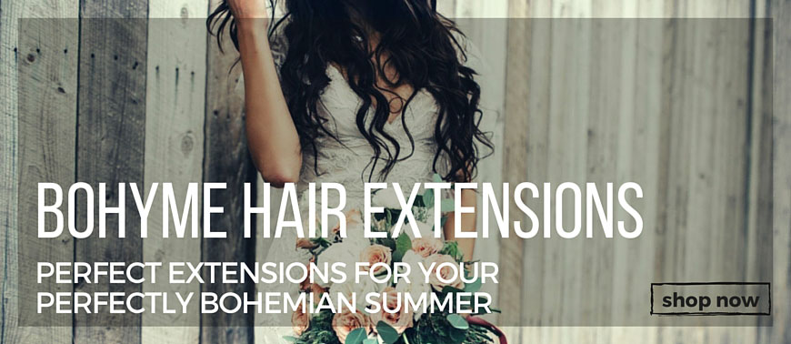 Luxurious Boho Bohyme Hair Extensions!