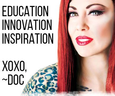 Hair extension education and inspiration.