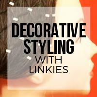 DIY: How to Create A Princess Hair Net with Linkies Microbeads