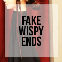 DIY: How to Add Wispy Ends to Natural Dreadlocks
