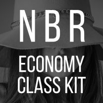 NBR Economy Class Kit Label close up