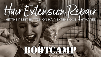 Hair Extension Repair Online Workshop